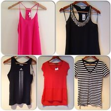 Women's Bulk Set Ralph Lauren, Portmans, Miss Shop & Adidas - 5 Tops Size XS / S
