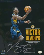 Victor Oladipo signed 8x10 Indiana Pacers autograph Steiner Photo (OLADIPO COA)