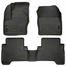 Husky Liners 99741 Front & 2nd Seat Floor Liners 13-17 Ford C-Max, 13-18 Escape