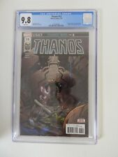 Thanos #13 1st appearance of Cosmic Ghost Rider CGC 9.8 White Pages