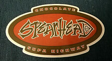 "Rare Vtg Michael Franti & Spearhead ""Chocolate Supa Highway"" Promo Sticker 1996"