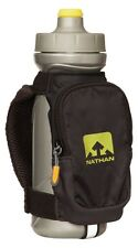 Nathan QuickDraw Plus Hydration Handheld Flask Bottle Carrier Pack Running Black