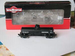InterMountain HO 10,000 gal tank car Frontenac item # 46205-23