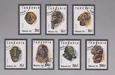 Tansania Tanzania 1, 1992 o, Motiv: Makonde Kunst, Makonde Art