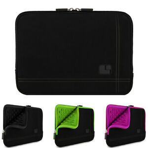 """SumacLife Microsuede Padded Tablet Sleeve Case Carry Bag For 10.9"""" iPad Air 2020"""