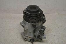 11-13 Lexus IS250 AC Compressor 1096 OEM