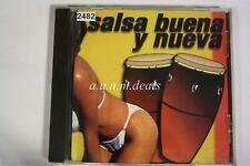 Salsa Buena Y Nueva Ritmo - Various Artists Music CD