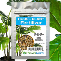 House Plant Fertilizer - 8 Month Slow Release Houseplant Food Over a YEAR SUPPLY