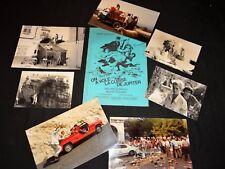 ON A VOLE LA  CUISSE DE JUPITER p de broca dossier presse cinema 1979 + photos