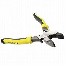 """Klein Tool Journeyman 9"""" Side-Cutters Wire Stripper Crimper"""