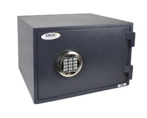 KNOXSAFE COMBIKNOX 1 Kombitresor Einbruchschutz S2, Feuerschutz (60 Min. Papier)