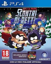 PS4 -- South Park - Scontri di-retti -- NUOVO