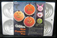 Pumpkin Minicake Cake Pan w/cardboard sleeve from Wilton