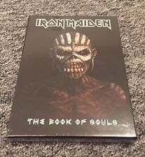 Iron Maiden - The Book Of Souls - Book Edition - New & Sealed