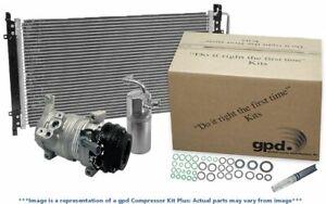 Global Parts Distributors 9643137B A/C Compressor
