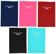 2022 Monthlyweekly Professional Planner 525 X 75 Multiple Colors