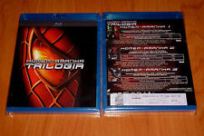 TRILOGY SPIDERMAN / Homem-aranha - ENGLISH portuguese edition - NEW