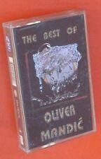 Oliver Mandic  The Best Of,  CentroScena – MC 046, 1997 Ex Yu