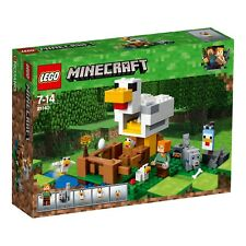 "LEGO® Minecraft™  21140  "" Hühnerstall "", NEU & OVP"