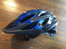 NOS Giro E2 w/Visor Small Blue/Black