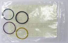6X CUMMINS ISX QSX AFTERMARKET FUEL INJECTOR SEALS EXTERNAL O-RING KIT ORINGS