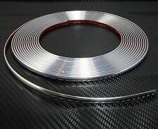 6 Mm (0.6 cm) x 2 M Chrome Voiture Styling Moulage Bande pour AUDI A6 C4 C5 C6 C7