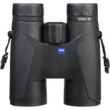 Zeiss 10 x 42 Terra ED Binoculars - Black  Edition (UK Stock) BNIB