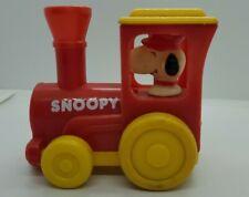 Aviva 1958 Snoopy Train Toy