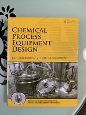 New ListingChemical Process Equipment Design by Joseph A. Shaeiwitz and Richard Turton