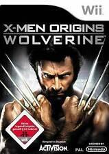 Nintendo Wii * Wii U WiiU Spiel ***** X-Men 4 Origins - Wolverine *NEU*NEW*18*55
