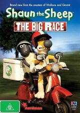 Shaun The Sheep - The Big Race (DVD, 2011) DISK ONLY