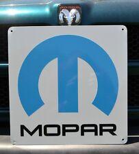 MOPAR Garage Sign Chrysler Direct Connection Parts Dodge Hemi Charger Jeep 7day