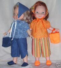 "Ng Creations Sewing Pattern #16 Capri Pant Set fits 16"" My Friend Doll"