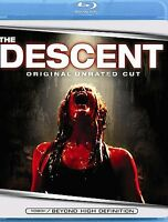 The Descent (Unrated) BLU-RAY Neil Marshall(DIR) 2005