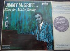 JIMMY McGRIFF Blues For Mister Jimmy UK PLUM LONDON MONO 1st DG JAZZ ORGAN FUNK