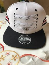 Zephyr Chicago Blackhawks Lacer Hat - NHL Snap Back - New Era Rare