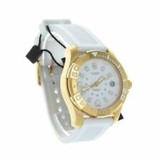 Victorinox Swiss Army Dive Master 500 White Rubber Strap Watch  Womens 249057