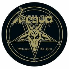 """VENOM, """"Welcome to Hell"""" (2020 reissue, Picture Disc)   Brand New Vinyl LP"""
