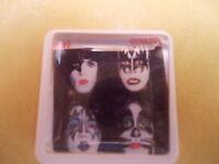 KISS DYNASTY ALBUM COVER    BADGE PIN