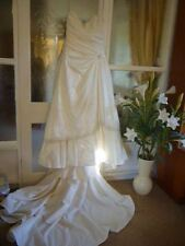 NEW MAGGIE SOTTERO COUTURE WEDDING DRESS  SIZE 12