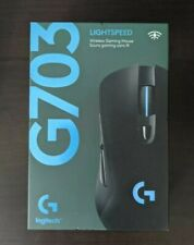 Logitech G703 LIGHTSPEED Wireless Gaming Mouse with HERO Sensor #910005638