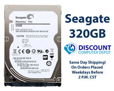 "320GB 2.5"" HDD Notebook / Laptop Hard Drive Internal SATA Seagate Brand"