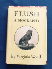 FLUSH. A BIOGRAPHY - FIRST AMERICAN EDITION BY VIRGINIA WOOLF