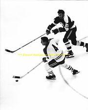 """JEAN BELIVEAU """"Le Gros Bill"""" IN ACTION 8x10 Photo MONTREAL CANADIENS HOF GREAT"""