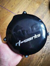 Montesa 315r cota trials clutch cover carbon look protector