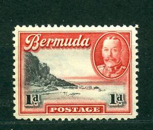 BERMUDA 1936, South Shore, SC# 106, MNH 1331