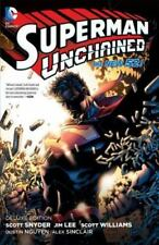 Superman Unchained: Deluxe Edition (The New 52) by Snyder, Scott