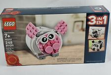 *New* Lego Piggy Bank 40251 Promo 3 in 1