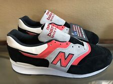 $229.99 NEW BALANCE 997 Perforated Suede Custom US997MP1 Made USA Men 13 D