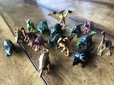 Dinosaur Learning Toys 16 Piece Little Tiny Small Figures Mini Assorted Vinyl